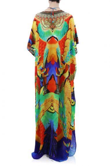 Long-Printed-Caftan-Dress