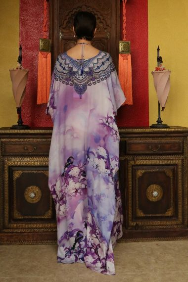 Caftan-Caftan-dress-Floral-Prints-Floral-print-dresses