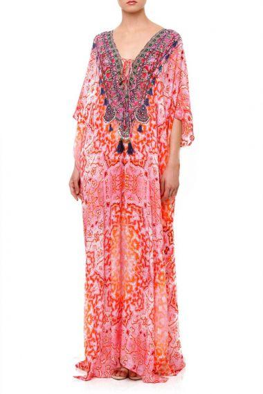 3-Ways-To-Wear-Long-Caftan-Dress