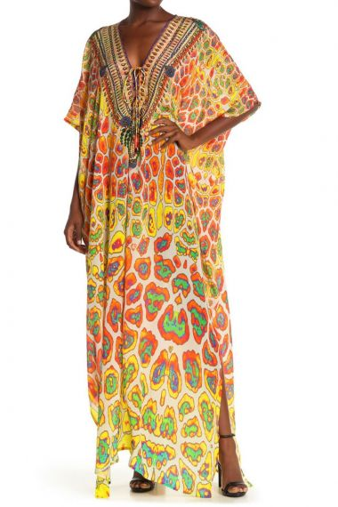 Animal-Print-Caftan-Dresses-Long-Women's-Caftan