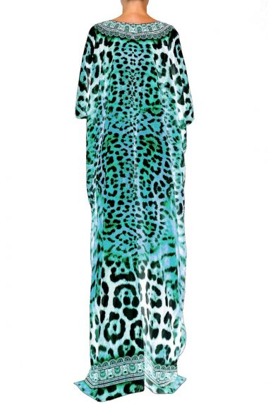 aqua-kaftan-long-dress-for-women
