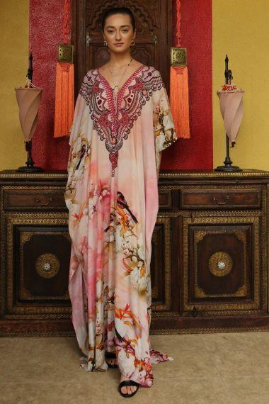 Floral-Prints-Floral-print-dresses-Floral-print-Caftan