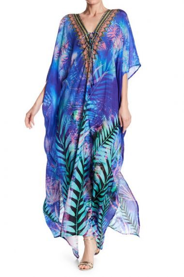 Caftan-Dresses-Online-Long-Printed-Caftans-in-Blue