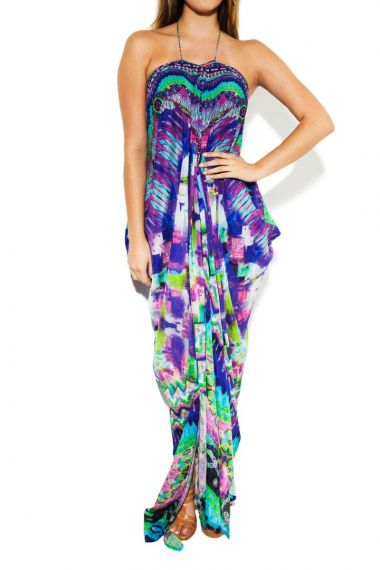 Convertible-Caftan-Dress-For-Women