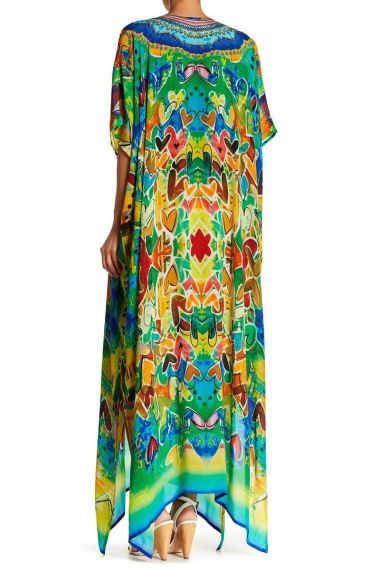 Designer-Caftans-Printed-Kaftan-Dresses-Women's-Long-Dresses