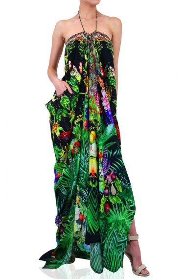 Designer-Multiwear-Caftan-Dresses-Printed-Long-Kaftans
