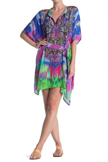 Designer-Short-Caftan-Dress-for-women
