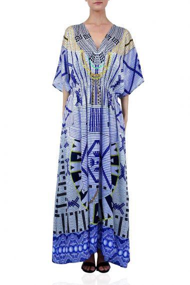 Printed-caftan-dress-block-print-designer-dress-printed-caftan