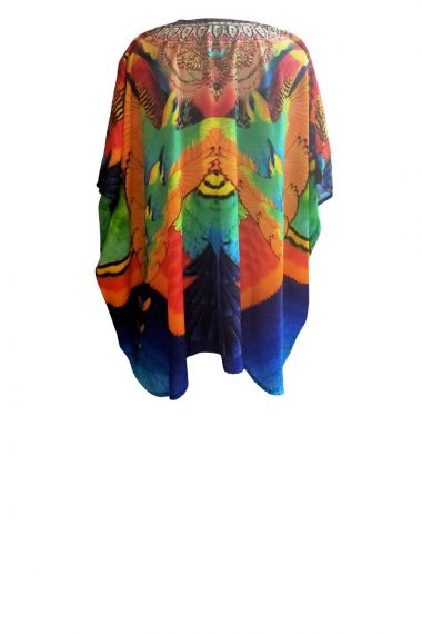 Luxury-Caftan-Tunic-Tops-Short-Caftan-Tops-For-Women