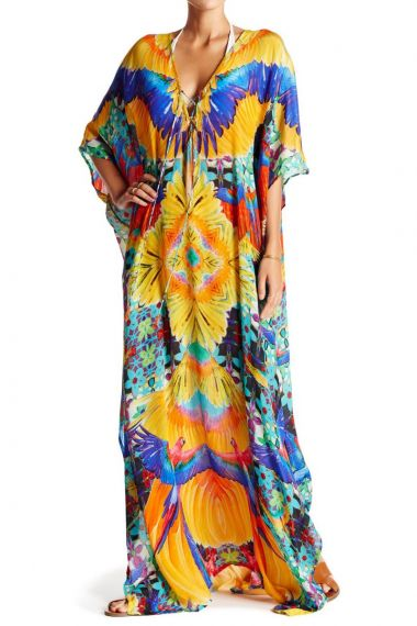 Multi wear-Long-Caftan-Dresses-For-Women