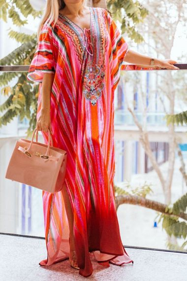 pink-caftan-long-dress-printed-caftan-for-women