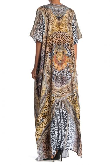 Printed-Long-Caftan-Dress-for-women