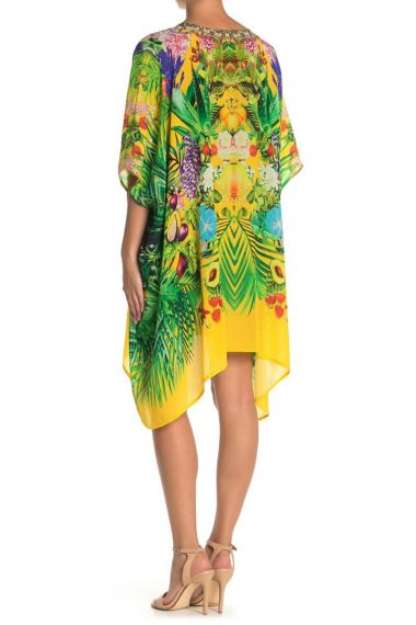 short-caftan-dress-in-yellow