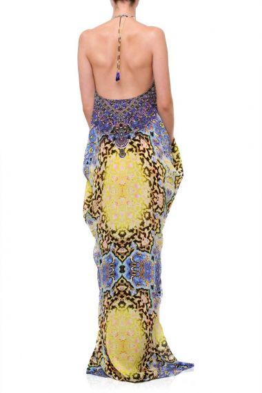 Women's-3-Ways-To-Wear-Long-Caftan-Dress