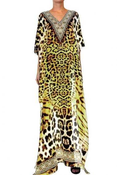yellow-kaftan-dress-printed-kaftans
